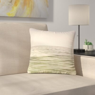 Iris Lehnhardt Mystic Sea Outdoor Throw Pillow Size: 16 H x 16 W x 5 D