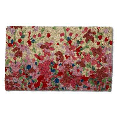 Petals Coir Doormat