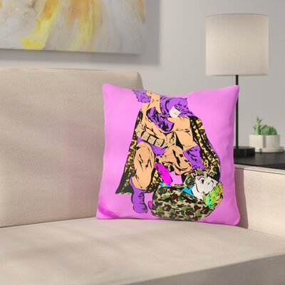 Batman Joker Throw Pillow