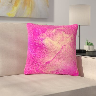Ashley Rice AC1 Watercolor Outdoor Throw Pillow Size: 18 H x 18 W x 5 D