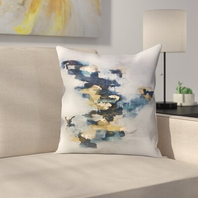 Christine Olmstead Commitment Throw Pillow Size: 16 x 16