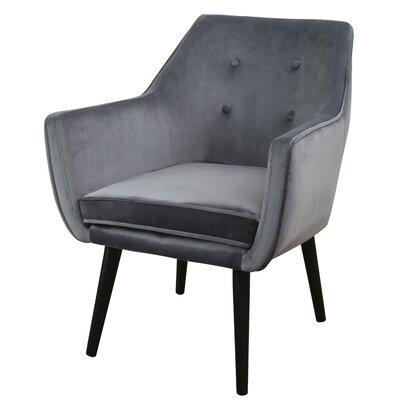 Crigler Armchair Upholstery: Gray