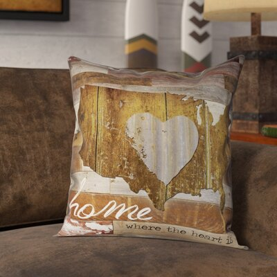 Brenden Outdoor Throw Pillow Size: 18 x 18