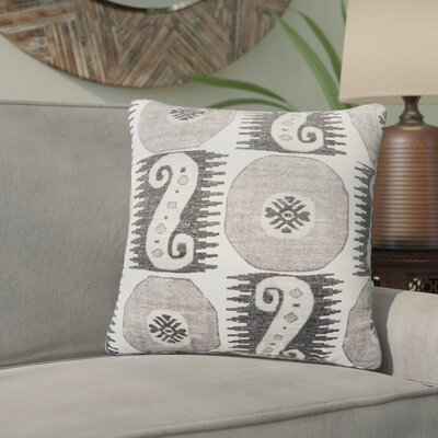 Neema Outdoor Throw Pillow Size: 18 H x 18 W
