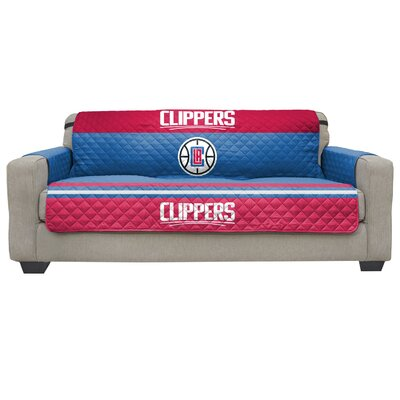 NBA Sofa Slipcover NBA Team: Los Angeles Clippers