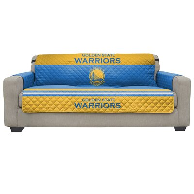 NBA Sofa Slipcover NBA Team: Golden State Warriors