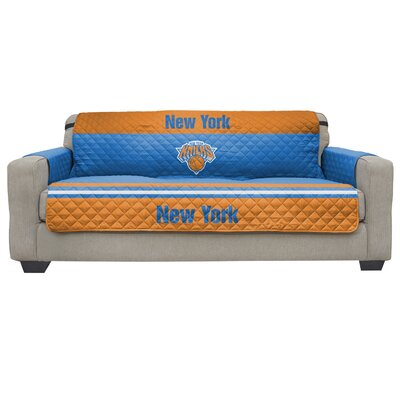 NBA Sofa Slipcover NBA Team: New York Knicks