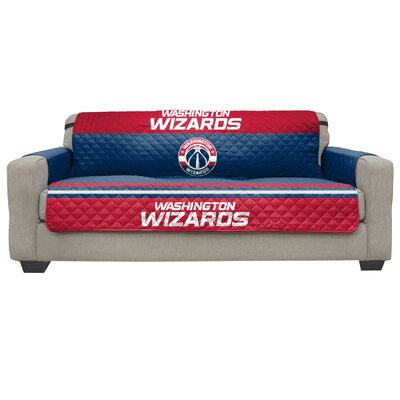 NBA Sofa Slipcover NBA Team: Washington Wizards