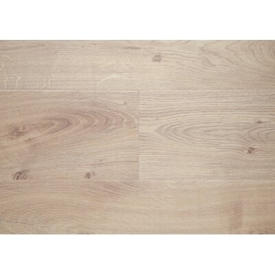 Olympic 7.5 x 72 x 12mm Oak Laminate Flooring in Beige