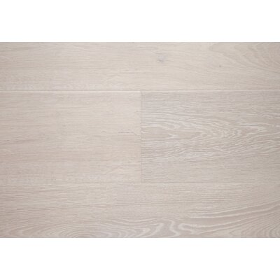 Wilshire 7.5 x 72 x 12mm Oak Laminate Flooring in Gray
