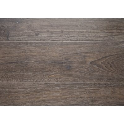 Beverly 7.5 x 72 x 12mm Oak Laminate Flooring in Brown