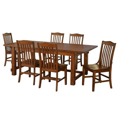 Fincher 7 Piece Dining Set