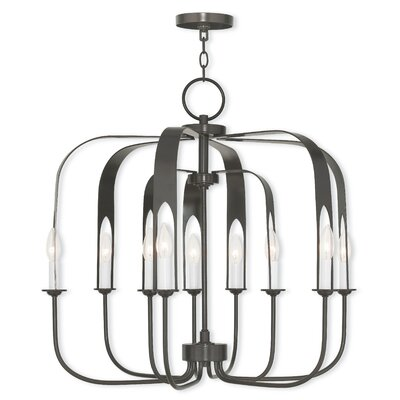 Kildollagh 9-Light Candle-Style Chandelier