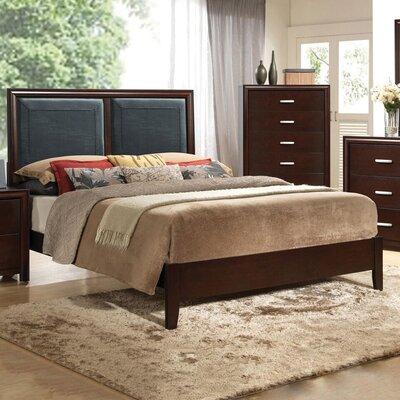 Pelayo Queen Panel 5 Piece Bedroom Set