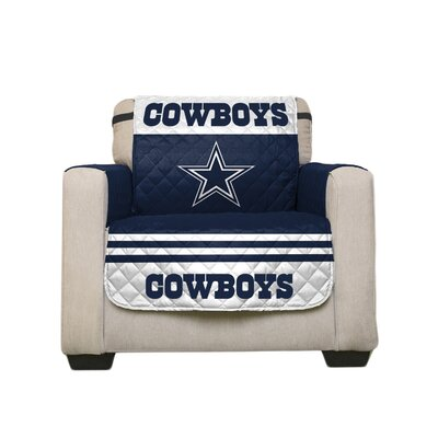 NFL Armchair Slipcover NFL Team: Dallas Cowboys