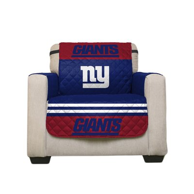 NFL Armchair Slipcover NFL Team: New York Giants