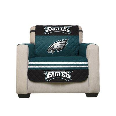NFL Armchair Slipcover NFL Team: Philadelphia Eagles