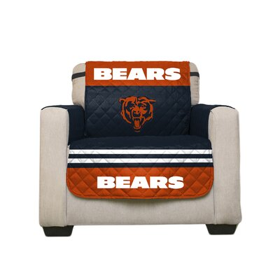 NFL Armchair Slipcover NFL Team: Chicago Bears