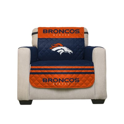 NFL Armchair Slipcover NFL Team: Denver Broncos