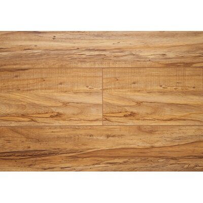 6.5 x 48 x 12mm Oak Laminate Flooring in Rustic Olive
