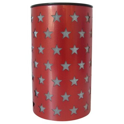 Everywhere Light Solar Decorative Lantern Color: Red EODLN00071N-060A