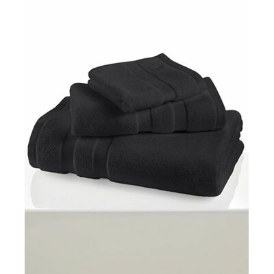 Chattam Bath Sheet Color: Black