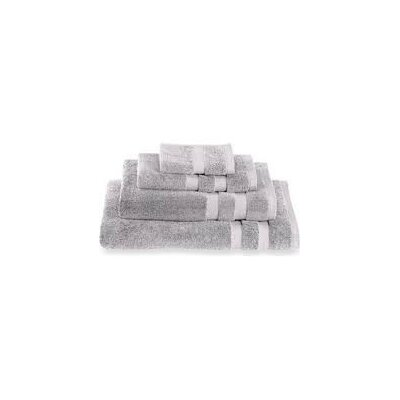 Chattam Bath Sheet Color: Platinum