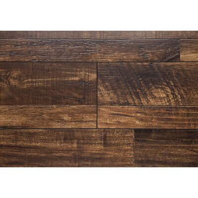 7.5 x 48 x 12mm Oak Laminate Flooring in Timber