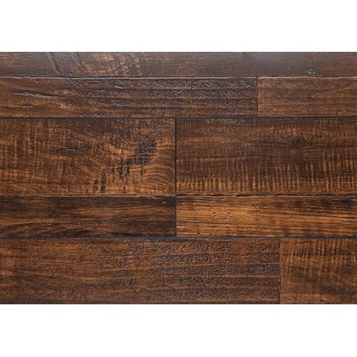 7.5 x 48 x 12mm Oak Laminate Flooring in Pewter