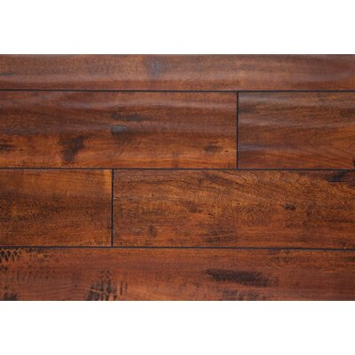 Whiskey 5 x 48 x 12mm Oak Laminate Flooring in Sapele