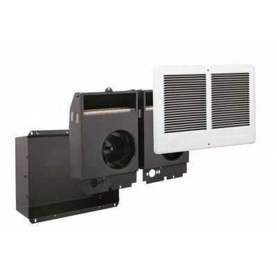 Com-Pak Twin Electric Fan Wall-Mounted Heater Power: 3000W/240V CSTC302W