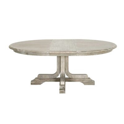 Quist Round Extension Dining Table