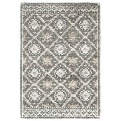 Avenue Hand-Woven Blue Area Rug Rug Size: Rectangle 3 x 5