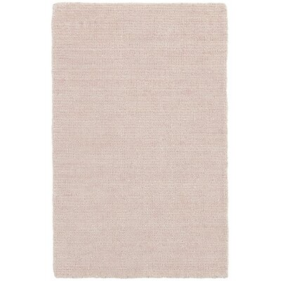 Quartz Hand-Woven Pink Indoor/Outdoor Area Rug Rug Size: Rectangle 5 x 8