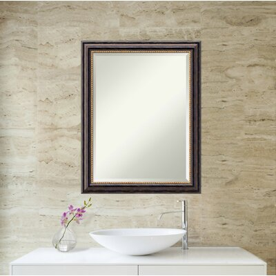 Charlton Home Fabiano Wall Mirror