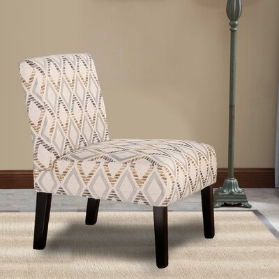 Kernberry Slipper Chair Upholstery: Diamond