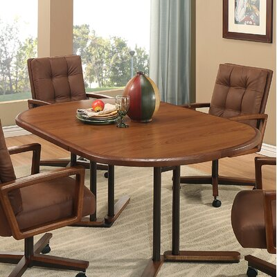 Casillas Extendable Dining Table Size: 30.25 H x 42 W