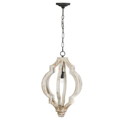 Korman 1-Light Lantern Pendant