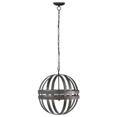 Wanneroo 4-Light Globe Pendant