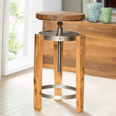 Crittenden Adjustable Height Bar Stool
