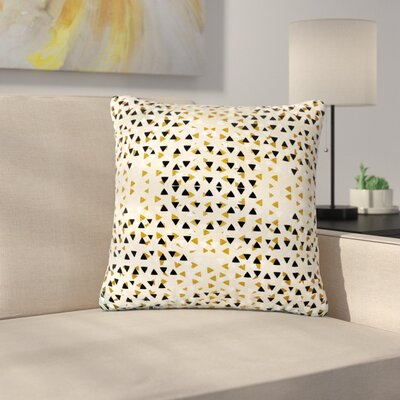Pom Graphic Design Diamond Sky Outdoor Throw Pillow Size: 18 H x 18 W x 5 D