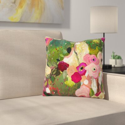 Intuition Throw Pillow