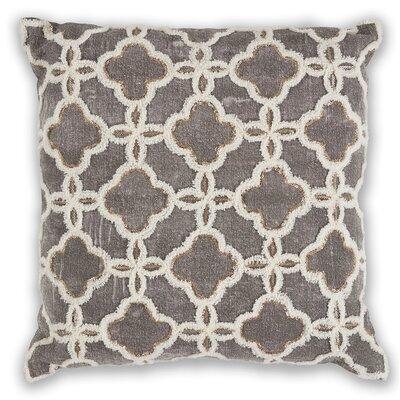 Wiebe Arabesque 100% Cotton Throw Pillow