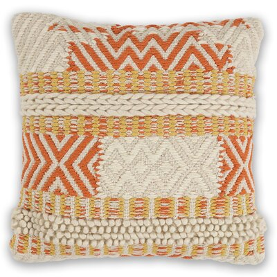 Crotts Wool Throw Pillow