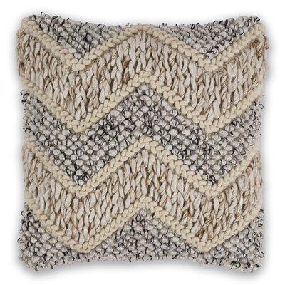 Fogle Wool Throw Pillow