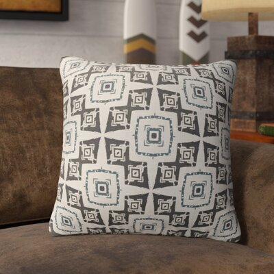 Dillon Throw Pillow Size: 16 H x 16 W x 6 D