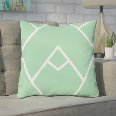 Barbagallo Throw Pillow Color: Honey Dew