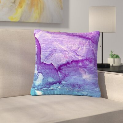 Malia Shields Abstract Series 2 Outdoor Throw Pillow Size: 16 H x 16 W x 5 D