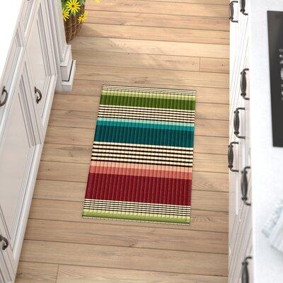 Hawthorne 3D Bold Stripes Doormat