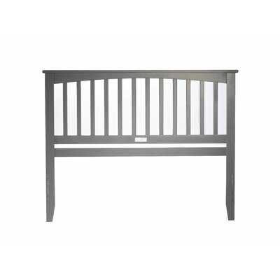 Diggins Slat Headboard Size: King